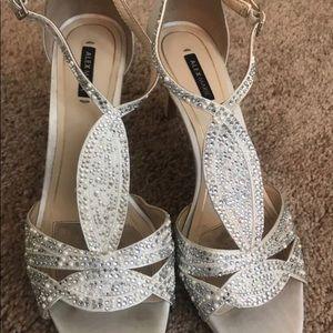 Alex Marie Bridal Shoes - Size 9